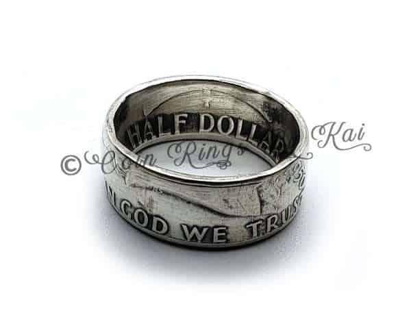 Coin Rings Handmade In US